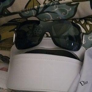 NIB DIOR Flight Airspeed 2 Sunglasses NIB